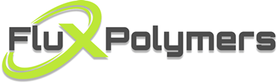 flux polymers logo
